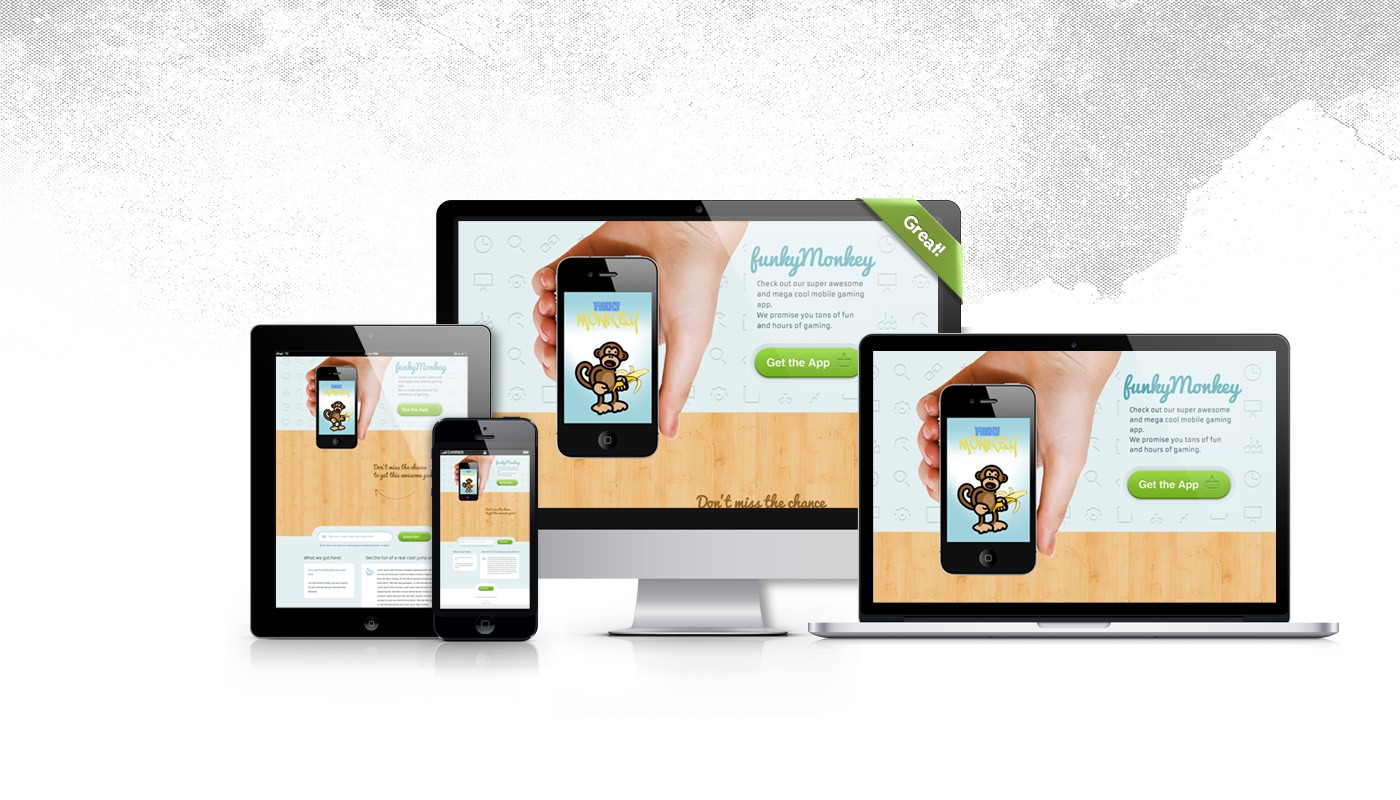 Funky Monkey app