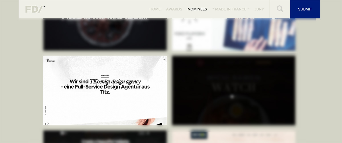 TKoenigs design agency on FDI