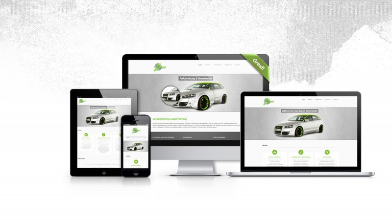 speed automobile webdesign by: www.tkoenigs-webdesign.de