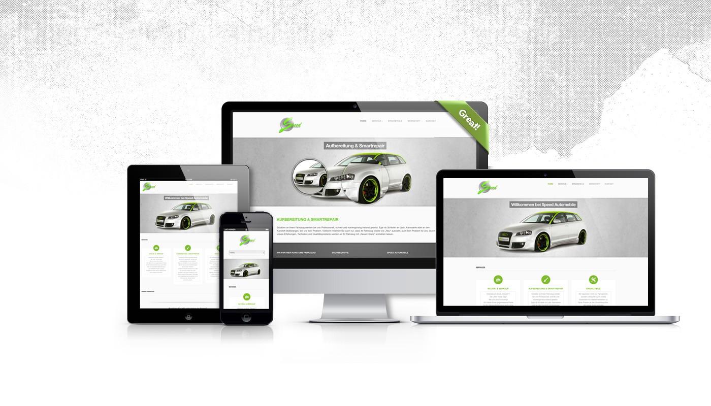 speed automobile webdesign by: www.tkoenigs-webdesign.de